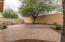 Relax in your beautiful backyard complete with pavers, raised beds and low maintenance desert landscaping. Electric has been plumbed for a spa, it has been wired for surround sound and a TV.
