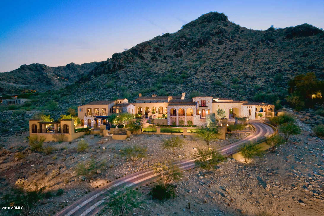 7620 N FOOTHILL Drive, Paradise Valley, Arizona