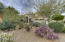 Beautiful desert landscaping and curb appeal!