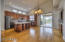 """Quartz counter tops, over sized island and gorgeous 42"""" cabinets!"""
