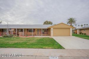 13818 N TUMBLEBROOK Way, Sun City, AZ 85351