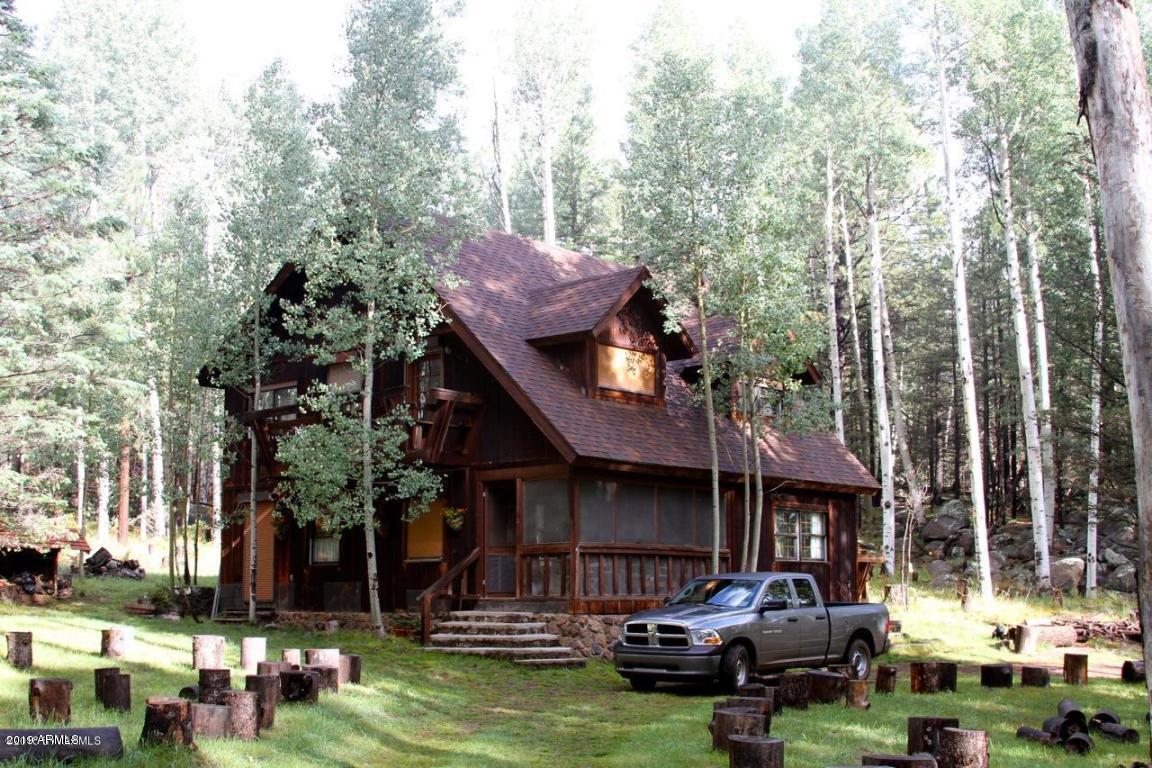 Hart Prairie (Cabin And 80 Ac) Road