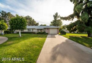 10745 W CARON Drive, Sun City, AZ 85351