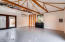 Guest House / Studio freshly painted and new painted concrete floor
