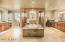 Expansive master bathroom with jetted tub, large dual vanities, oversized dual shower and plenty of storage and natural light