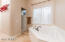 Jetted Tub and Walk in Shower