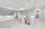 Oval loft. Wide hall to bedroom 2