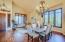 Entry - Living Room - Dining Room