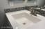 Bath 4 with tile backsplash