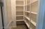 Large Linen closet on the second floor