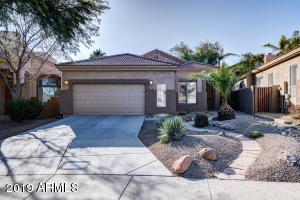 Nestled in a cul-de-sac lot, just off of Pointe Golf Club Dr, this updated, well-maintained home is ready for move-in and will not last long! This fantastic North Phoenix location offers nearby hiking, golf, dining, and shopping. There is plenty to do in the local area and easy access to both AZ-51 and I-17. As you enter the home, you are greeted by soaring ceilings and lots of natural light. Tasteful upgrades include engineered hardwood floors, recessed can lighting, custom cabinetry, and clean, neutral paint. From the dining area, as well as the master suite, you can access the private backyard, equipped with a wood-burning adobe fireplace and dog run. With a 2 car garage and indoor laundry room, this home has everything you need!