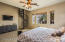 Master Bedroom provides for a special retreat