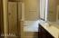 Master Bath/Separate Tub & Shower
