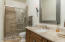 Ensuite bath to fourth bedroom / office