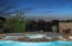 Overlooks Phoenix city skyline