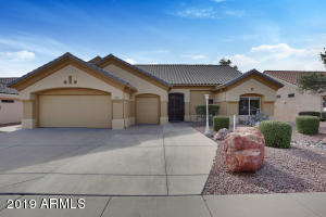 14401 W GUNSIGHT Drive, Sun City West, AZ 85375