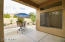 Spacious backyard and large patio provides a great outdoor entertainment area.