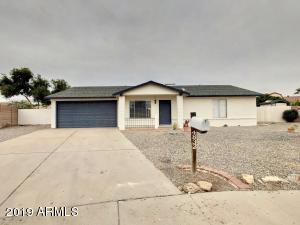 4832 W Larkspur Drive, Glendale, AZ 85304