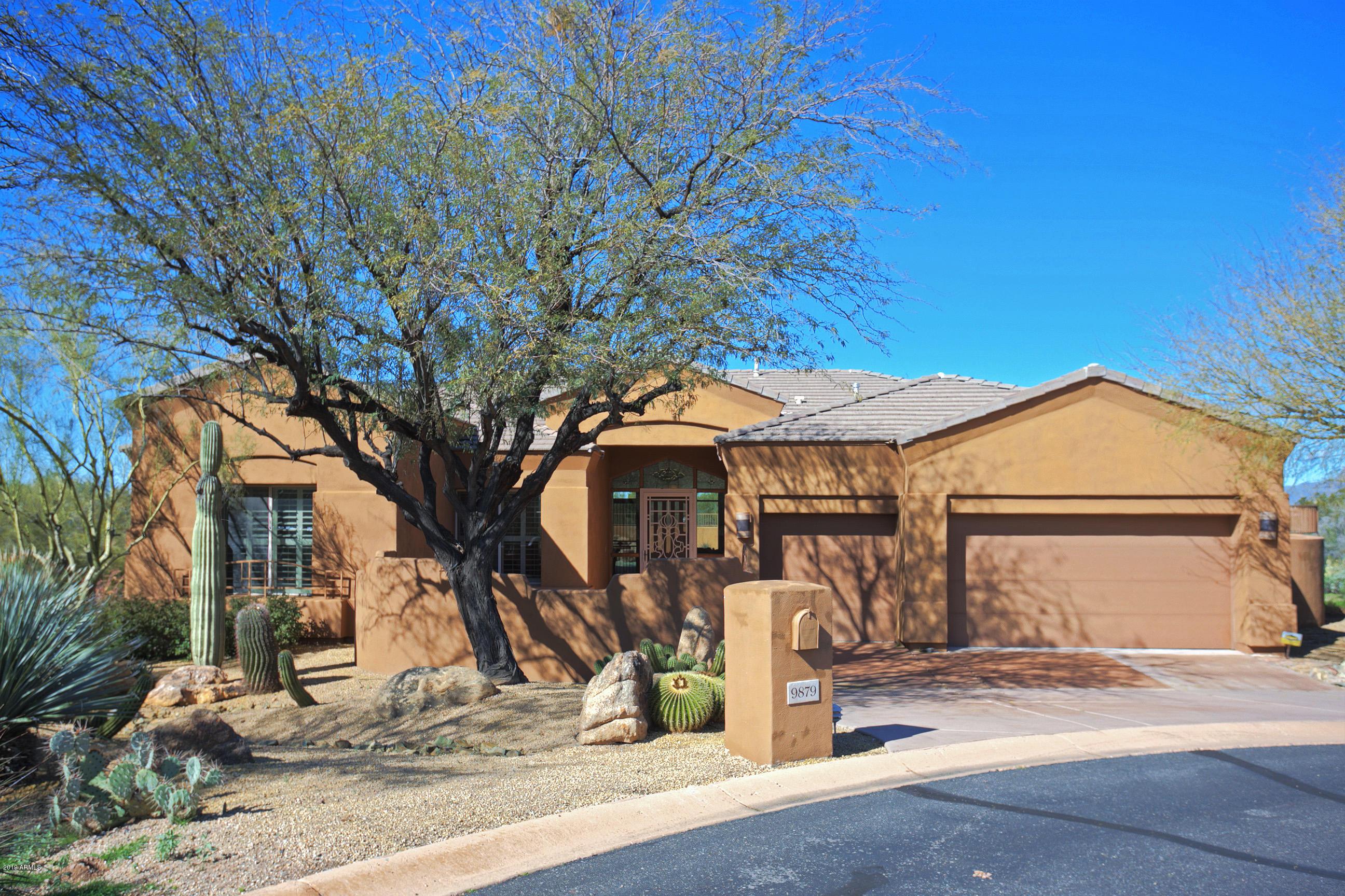 Photo of 9879 E CHUCKWAGON Lane, Scottsdale, AZ 85262