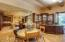 Great Room, Dining and Kitchen