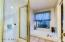 Master bathroom bathing area. Separate shower and garden tub. Garden looks into private atrium like area.. no privacy worries here.