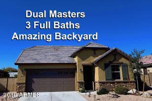 Rare Dual Master with 3 full baths