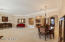 So much room in the formal living & dining rooms.