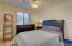 Separate wing of home w/own bathroom could be master bedroom II or mother-in -law/teenager quarters