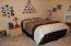 Large SPLIT Guest Bedroom