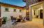 Private gated front courtyard. Perfect for your Arizona lifestyle