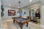 Formal dining &/or entertaining space off foyer and great room.