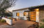 Fresh paint, paver-lined patio, mature landscape with $7,500 custom front pivot door