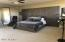 Master Bedroom suite large enough for sitting area.