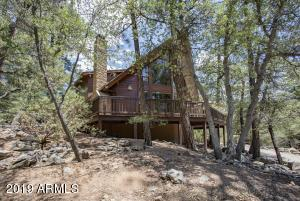 5916 W DEER CROSSING Trail, Pine, AZ 85544