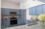 Kitchen - Samsung Stainless Steel Range/Oven