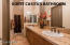 HUGE GUEST CASITA MASTER BATHROOM. 2 BEDROOM ATTACHED GUEST CASITA CAN EASILY SLEEP 6 ADULTS!