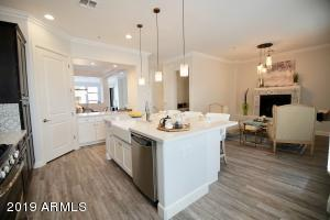 BEAUTIFUL Kitchen with New Tile Flooring