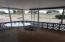 SCREENED IN COVERED PATIO OVERLOOKING GOLF COURSE