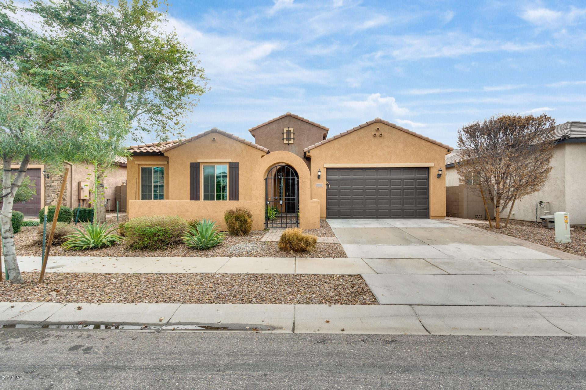 Photo of 3551 E IVANHOE Street, Gilbert, AZ 85295