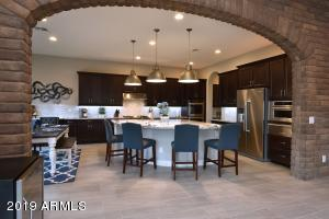 "A Gourmet Lovers ""Dream Kitchen"" with Plenty of Upgraded Cabinets"