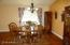 Nice Size Formal Dining Rm for Emtertaining