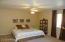 Huge split bedroom