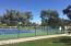 Community Tennis Courts for Ocotillo residents.