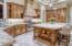 Kitchen recently updated!