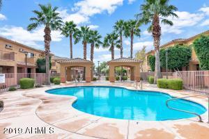Paradise Villas Community Pool with Ramada
