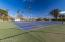 Coronado Community Tennis Court