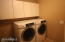 Laundry room to 3 car garage