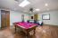Great space for entertaining and family fun!