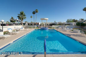 CONVENIENTLY JUST A FEW STEPS FROM THE COMMUNITY POOL!