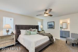 Master bedroom (picture may not reflect actual home; may be of home completed w/similar finishes)